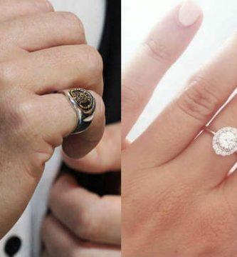 que significan los anillos en los dedos
