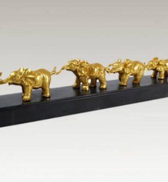 para que sirven los 7 elefantes amuleto