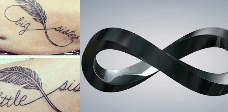 significado espiritual del simbolo infinito