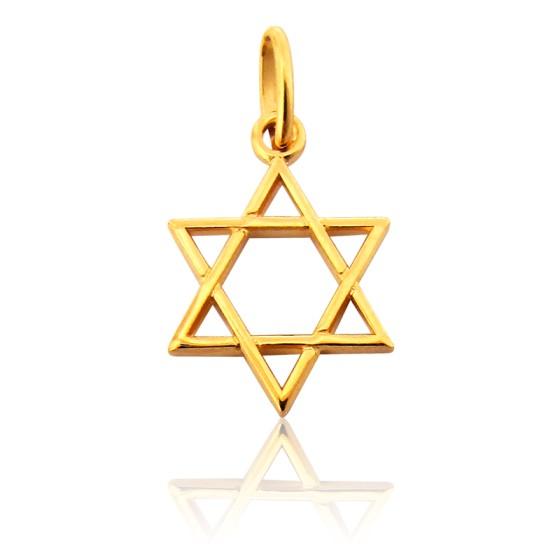 amuleto de estrella de david