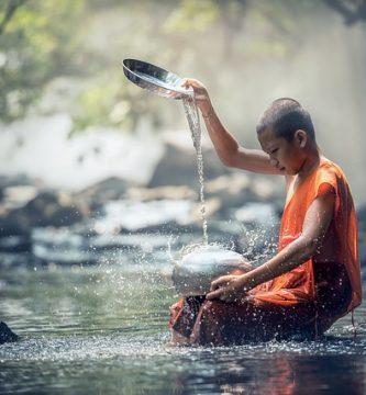 significado espiritual del agua