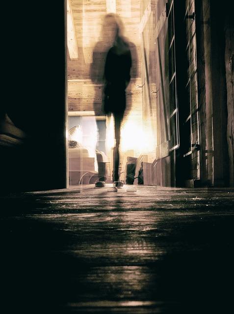 por qué veo sombras