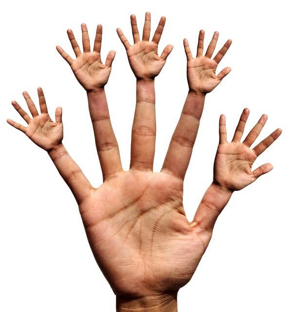 que quieren decir las lineas de la mano derecha