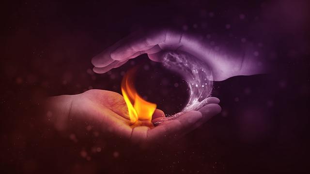 que significa el yin yang en el amor