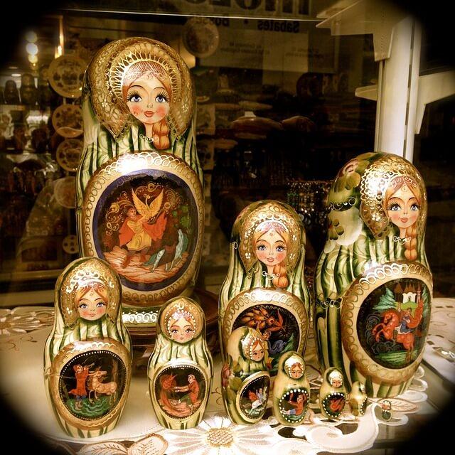 significado espiritual de la matrioska