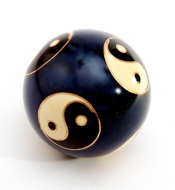 yin yang en las relaciones
