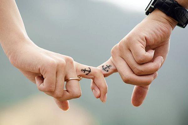 Significado de ancla en el amor