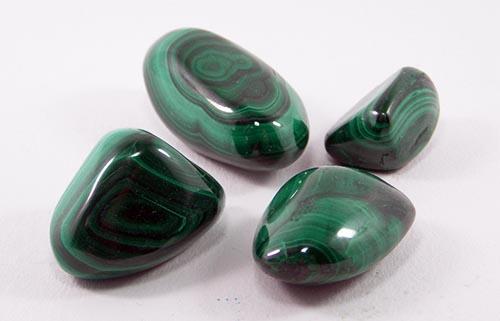 Dioptasa piedra verde