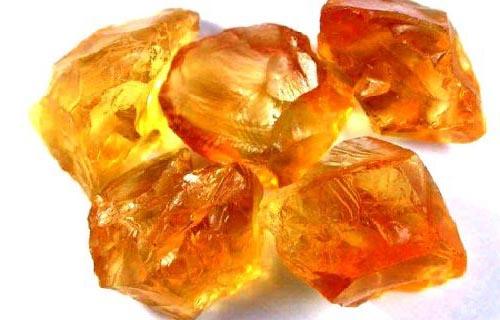 piedras amarillas significado