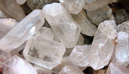 piedras de cuarzo