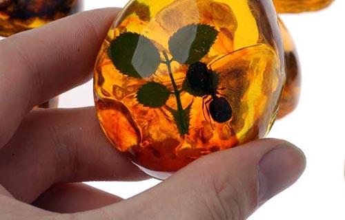 piedra ambar significado