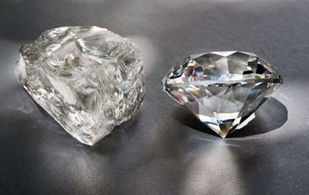 que significa la piedra diamante