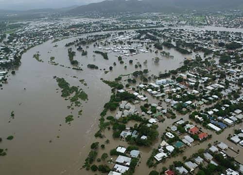 significado de soñar con inundacion