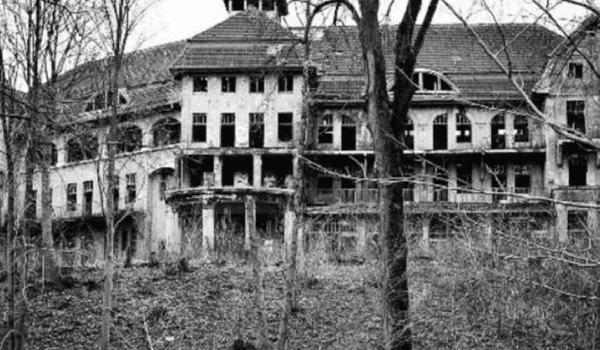 que significa soñar con casas embrujadas