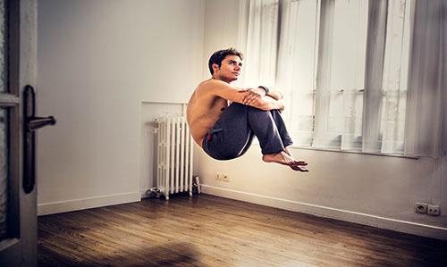 soñar con levitar