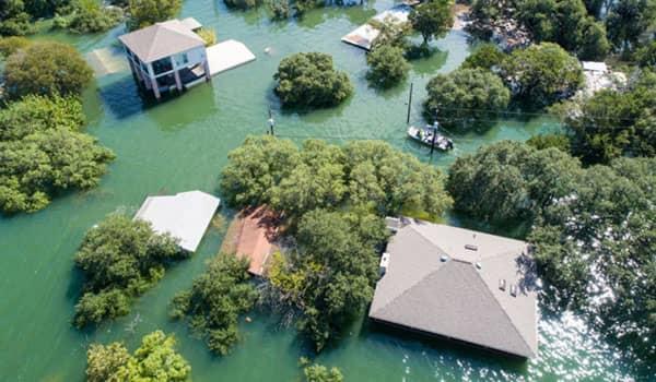 soñar con significado de inundación